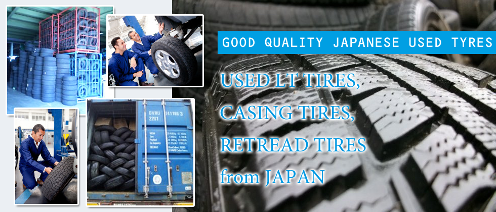 KCC Autos JAPAN | Exporter & Japanese Used Tires Cars & Parts